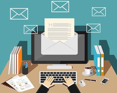 Solliciteer efficiënt, verstuur slimme emails